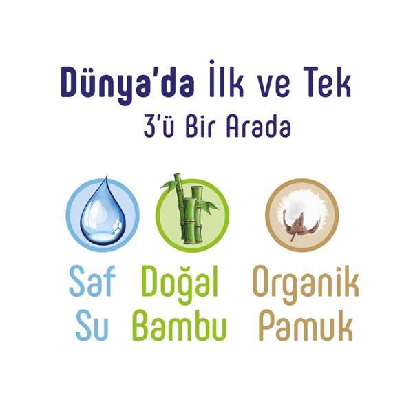 SLEEPY NATURAL BEBEK BEZİ 4+ NUMARA MAXİ PLUS 130 ADET