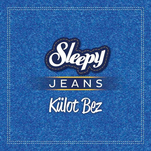 Sleepy Jeans KÜLOT Bez 5 Numara Junior 4'lü Jumbo 96 Adet
